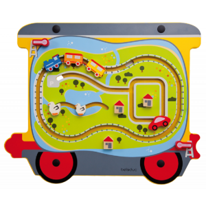 Trains Ella Wagon Travel - Beleduc (23643)