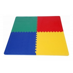 Tikk Tokk Safety Play Mat - Liberty House Toys (TSP01C)