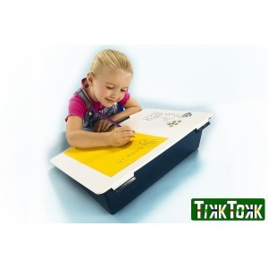 Tikk Tokk Writing Slope - Liberty House Toys (TWB01B)