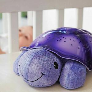 Cloud B Twilight Turtle Violett