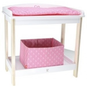 Dolls changing table - Hape