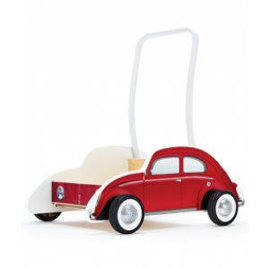 Volkswagen Beetle Walker (Red) - Hape (E0380)