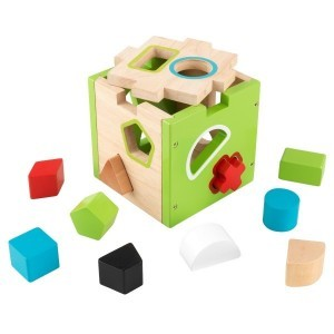 Shape Sorting Cube - Kidkraft (63247)