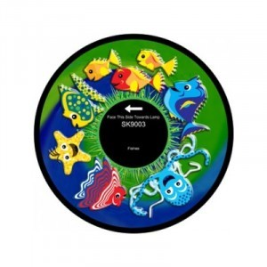 "6"" Effect Wheel - Deep Sea - (W-DEEP)"