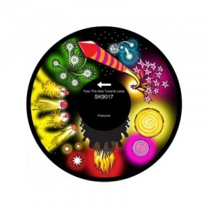 "6"" Effect Wheel - Fireworks - (W-FIRE)"