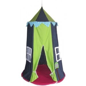 Hanging tent Spring (with floor mat)