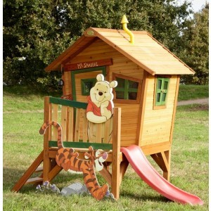 Wooden Playhouse Winnie the Pooh - AXI (A030.163.00)