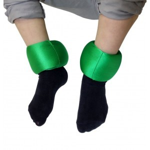 Weighted Bands Pair – Child Ankle / Adult Wrist – 500g Each