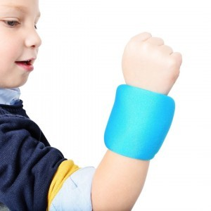 Weighted Child Wrist Bands Pair – 200g Each