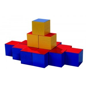 Blocks game Nikitin N2 Uniblocks