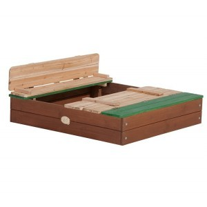 Wooden sandbox Ella - Axi (A031.010.00)